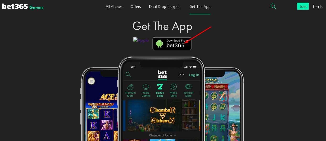 Bet365 app downloads