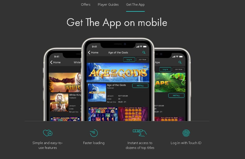 Bet365 get the app