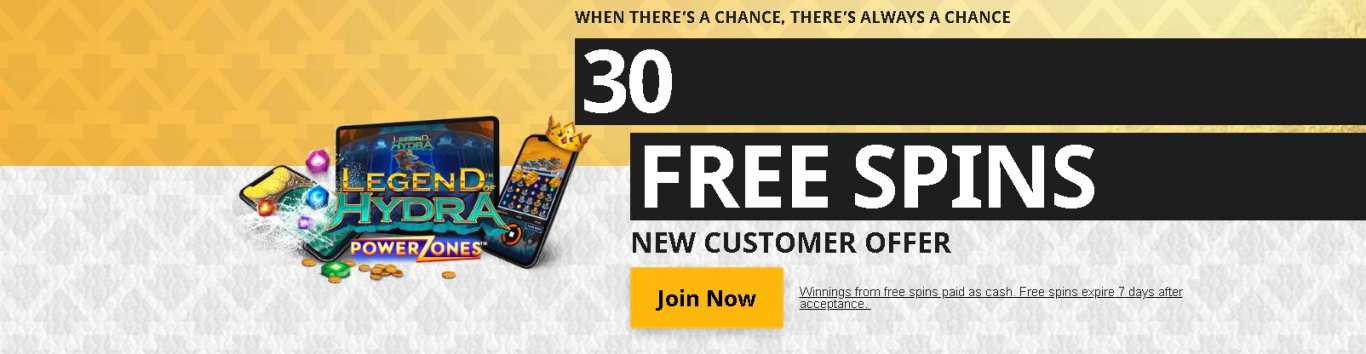 Betfair casino free spins bonus
