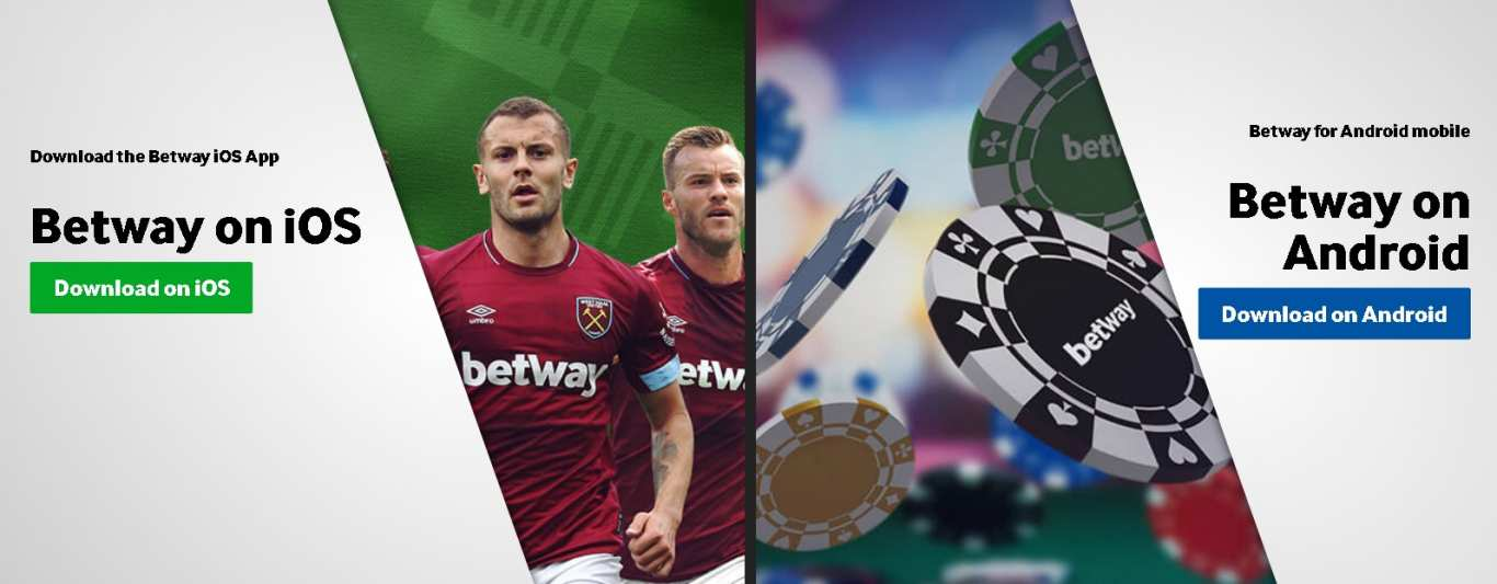 Betway sports betting apps