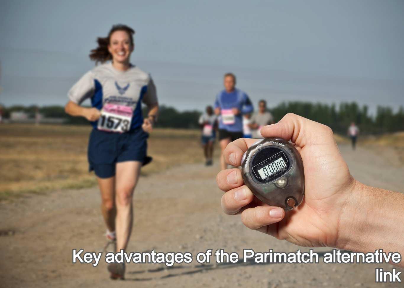Key advantages of the Parimatch alternative link